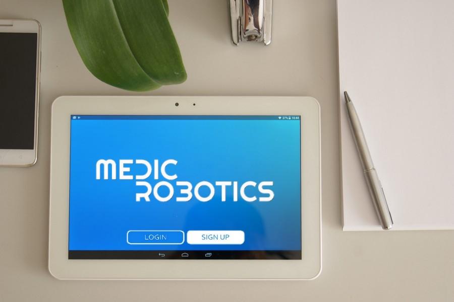 Medic Robotics Mock App