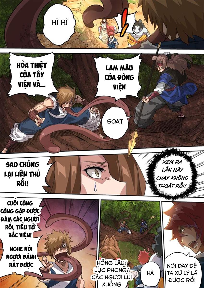 Quyền Bá Thiên Hạ chap 224 - Trang 2