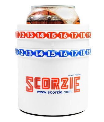 Scorzie Can Cooler