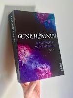 """""""Unchained"""" Jennifer L. Armentrout, fot. paratexterka ©"""