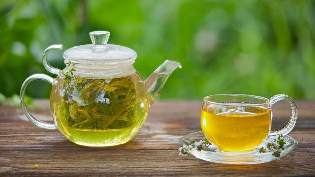 10) Yeşil Çay İçin