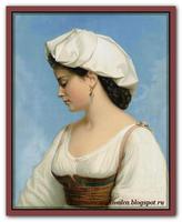 The Italian Beauty (по картине Boehm, Wolfgang)