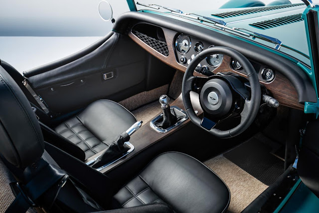 All-new Morgan Plus Four Car