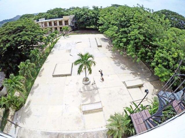 skateboarding in nicaragua