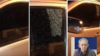 Vereador sofre atentado e tem carro alvejado por tiros a caminho de sessão; veja vídeo