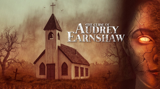 The curse of audrey earnshaw póster
