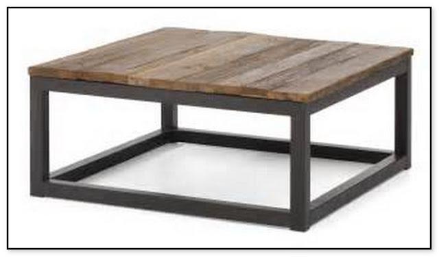 Ukuran Sebuah Meja Kopi