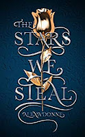 The Stars We Steal by Alexa Donne, book cover and review