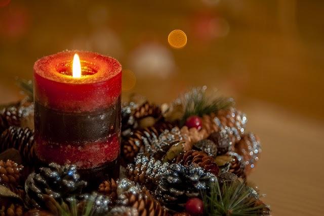 Meghívó: Christmas is coming - Karácsony köszöntő