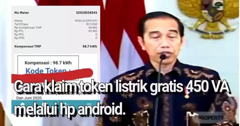 Cara mudah mendapatkan listrik gratis 3 bulan untuk ...