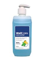 WellCare Hand Sanitizer - 500 ml Push Pump