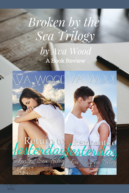 Broken by the Sea Trilogy book tour on Reading List