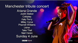 Ariana Grande To  Still Return To Manchester To Perform Her Benefit Concert