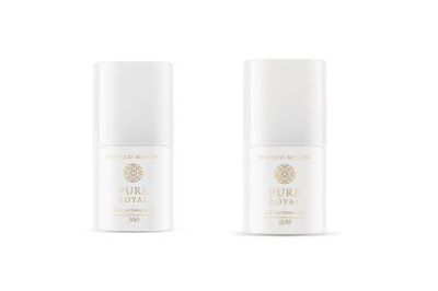 FM World solid perfume sticks Pure Royal 366 and 809 for women