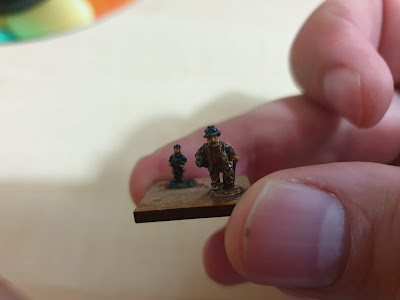 Pendraken Miniatures FRE15 Civilians / Refugees picture 4