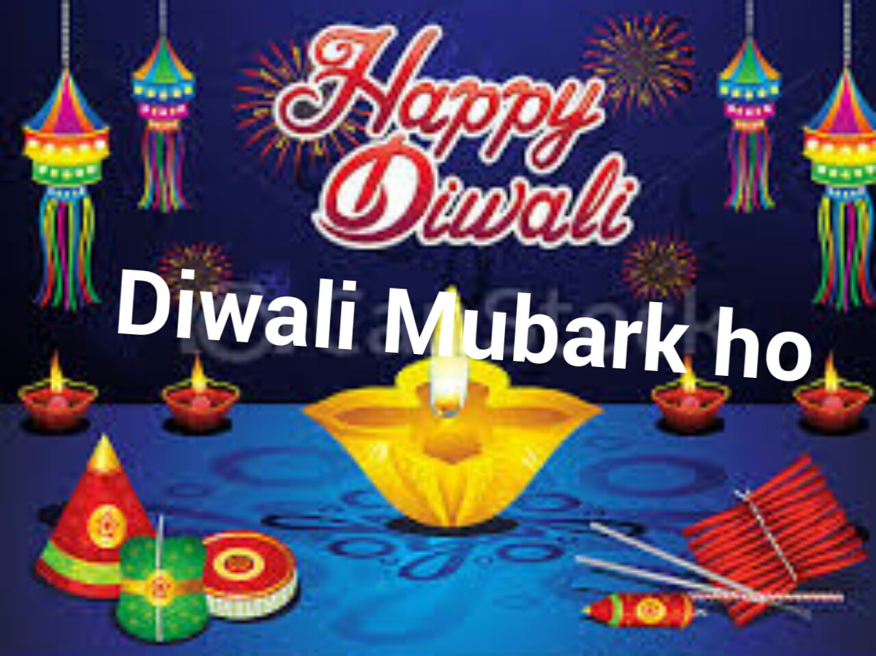 happy diwali images latest