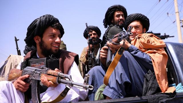 CUỘC TRỐN CHẠY BÍ MẬT CỦA CỰU TỔNG THỐNG AFGHANISTAN - LUẬT TÂN SƠN