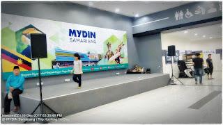 gambar pentas MYDIN Samariang, tandas, tandas OKU
