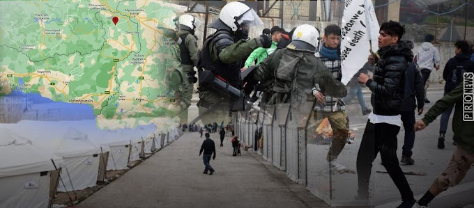 Αλλάζουν Τον Πληθυσμό Της Ελλάδας Μέσα Στην Καραντίνα - Νέες Πόλεις Αλλοδαπών Σε Καβάλα & Ορεστιάδα (Βίντεο-Σοκ)