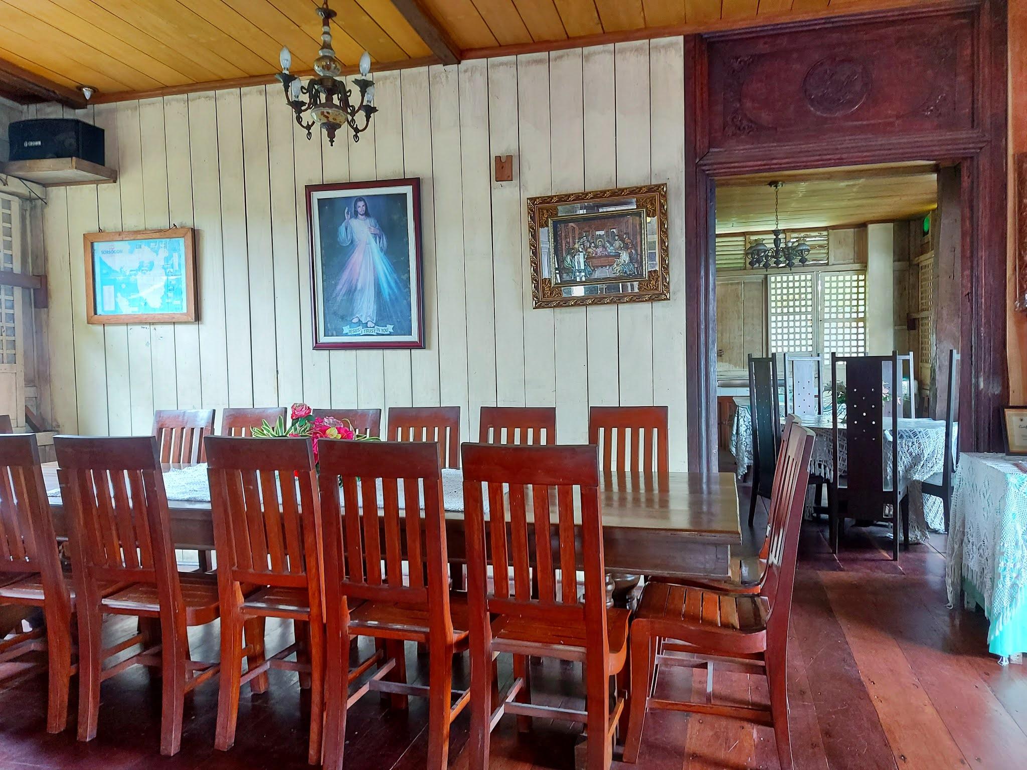 old houses in juban sorsogon