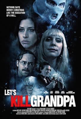 Let's Kill Grandpa Poster