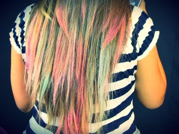 Pinkadicta ideas para el verano pintar el cabello con - Sylvia salas instagram ...