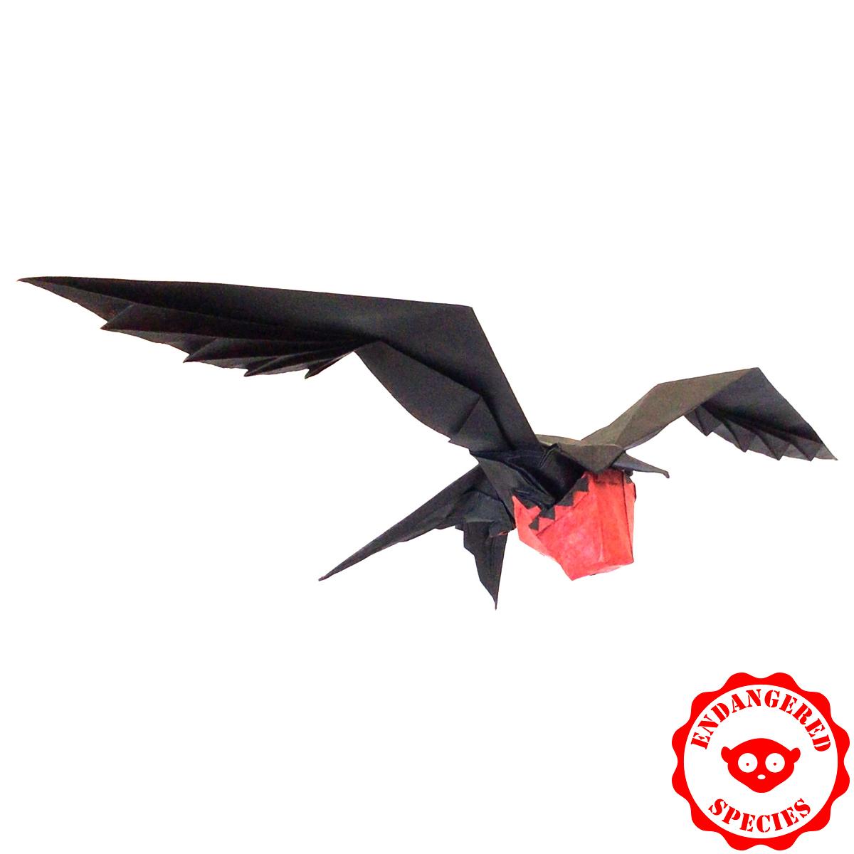 frigate-bird-origami
