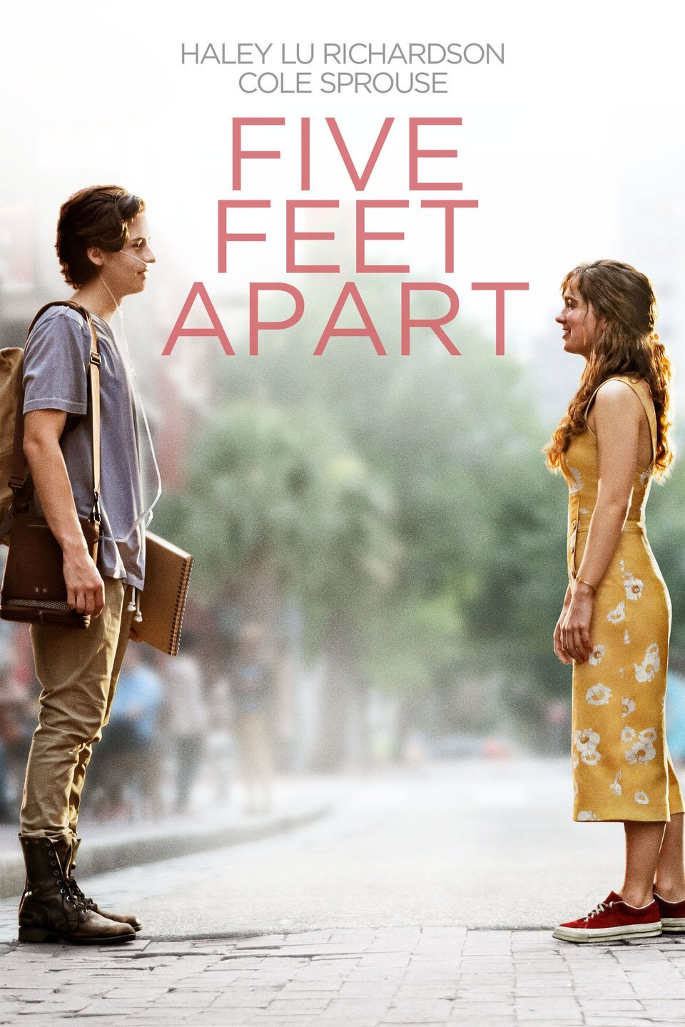 Five Feet Apart [2019] [DVDR] [NTSC] [Latino]