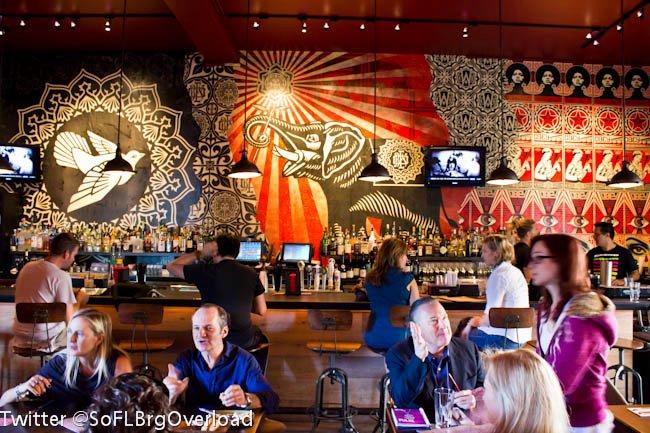 South Florida Burger Overload Wynwood Kitchen And Bar
