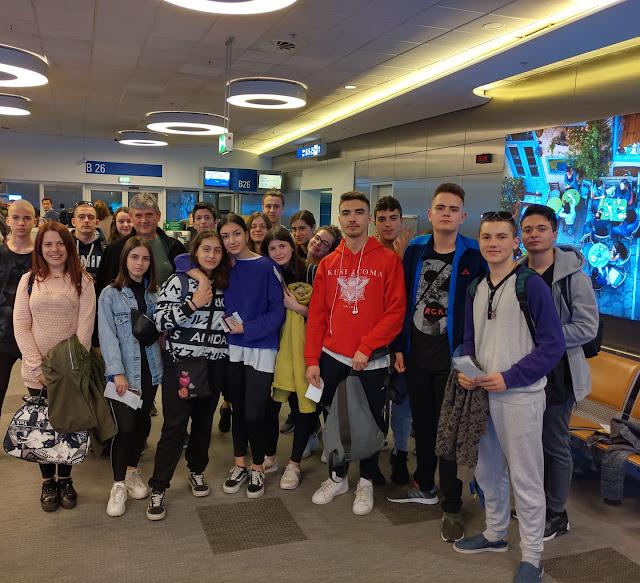 Γιάννενα: Μαθητές του Μαρούλειου Λυκείου συναντούν τον Γιάννη Αντετοκούμπο