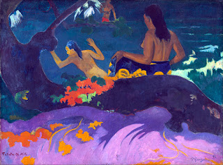 Gaugin - Fatata te Miti (By the Sea)