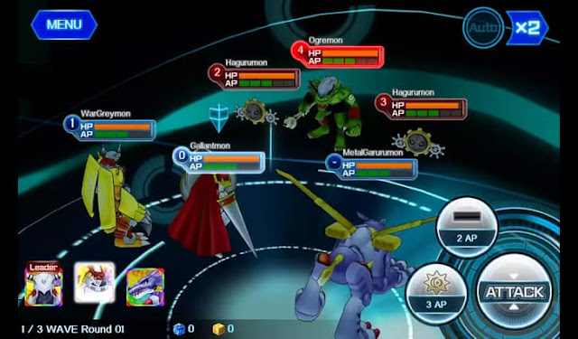Digimon Linkz will release in  West as Digimon Links