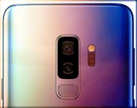Samsung Galaxy S9 Plus Have A Top Rating Camera