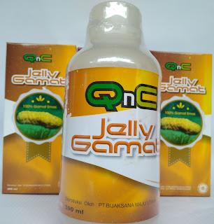 jelly gamat qnc tangerang