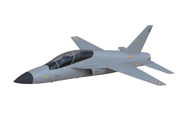Airbus trainer jet France Germany