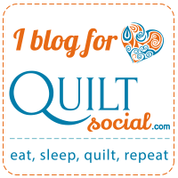 QUILTsocial projects link button