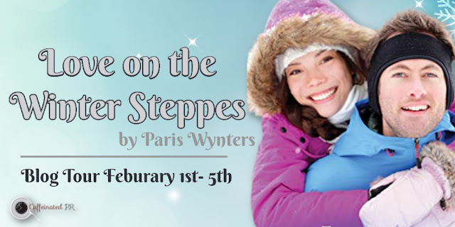 Blog Tour: Love on the Winter Steppes