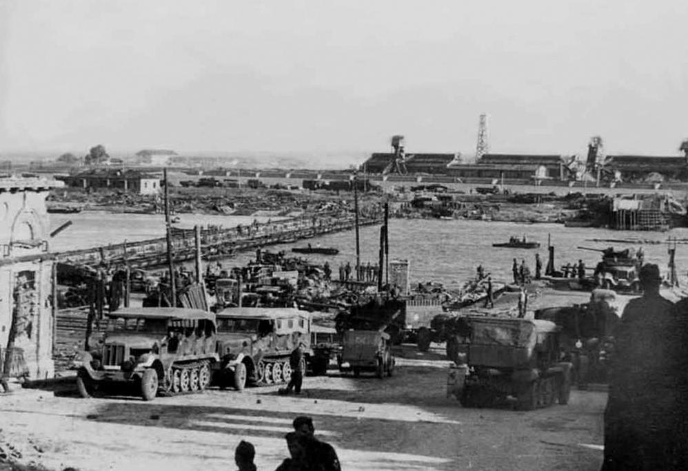 Rostov 1942 Cáucaso