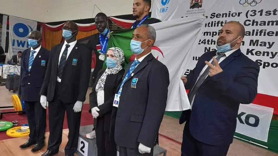 البطولة الإفريقية لرفع الأثقال: طويري فارس يتألق في اليوم الثاني