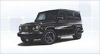 Bảng thông số kỹ thuật Mercedes G500 2020