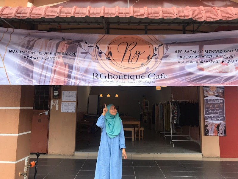 RG Boutique Cafe