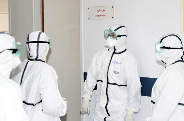 جريدة أكادير بريس : كوفيد -19: 4706 حالة مؤكدة جديدة و 4220 علاجًا في 24 ساعة 20.11.2020