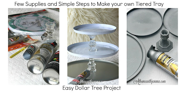 diy, pizza, pan, burner, covers, dollar, tree, homemade, craft, upscale,
