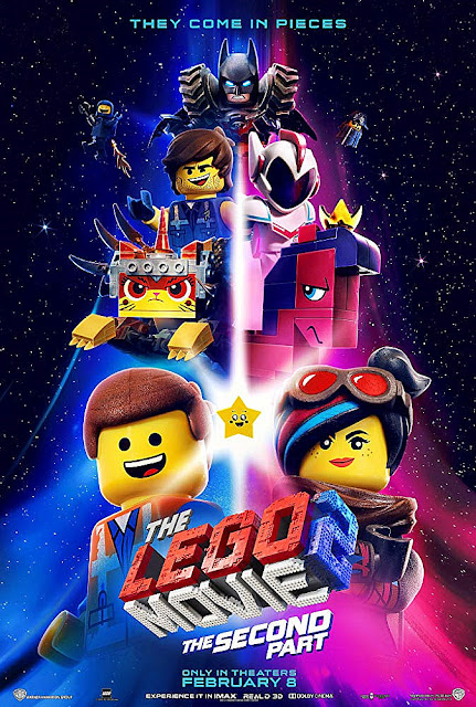 Sinopsis The Lego Movie 2: The Second Part (2019)