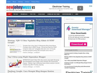 New Johny V3 Terbaru - Update Free Download