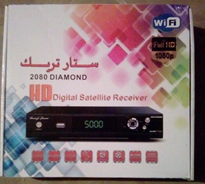 STAR TRACK 2080 DIAMOND HD RECEIVER AUTO ROLL NEW SOFTWARE