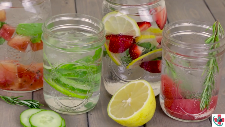 Fruit Infused Water: Benefits and Tips For Drinking More