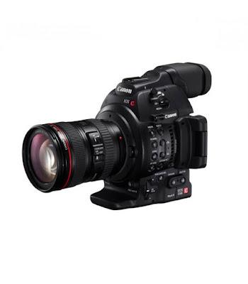 Canon EOS C100 Firmware Full Driversをダウンロード