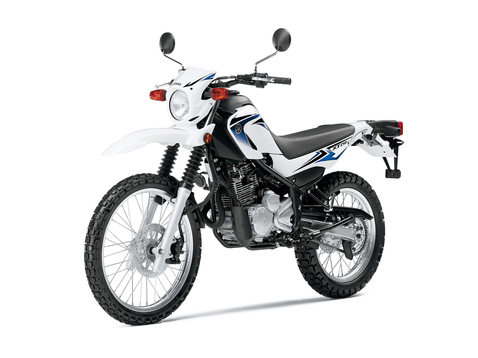 Yamaha Motorcycle Wallpaper Xt250