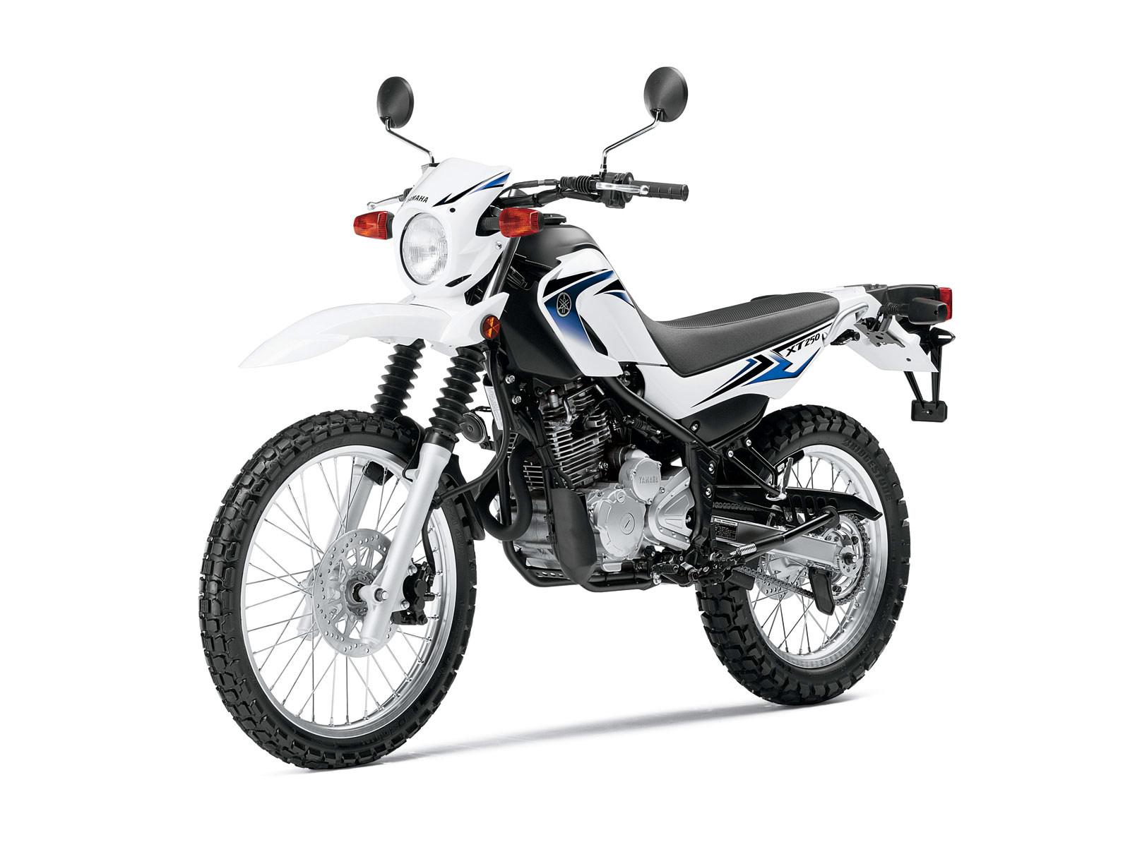 Yamaha Motorcycle Wallpaper Xt250